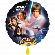 Singender Ballon - Star Wars