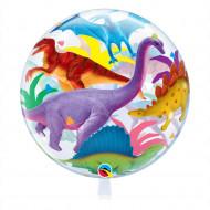 Bubbles Dinosaurier