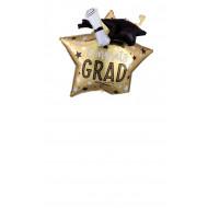 Congrats Grad 3d Ballon