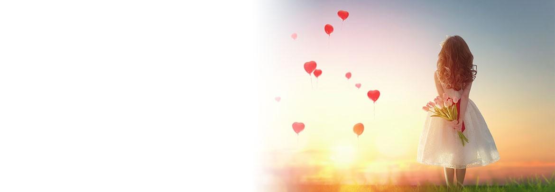 Hochzeit & Liebe Folienballons